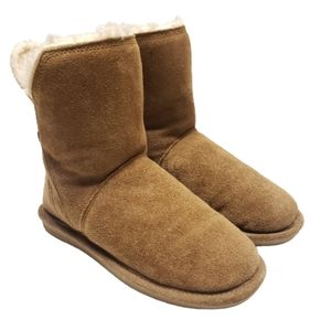 BEARPAW Pam Mid Height Pull On Women's Boots